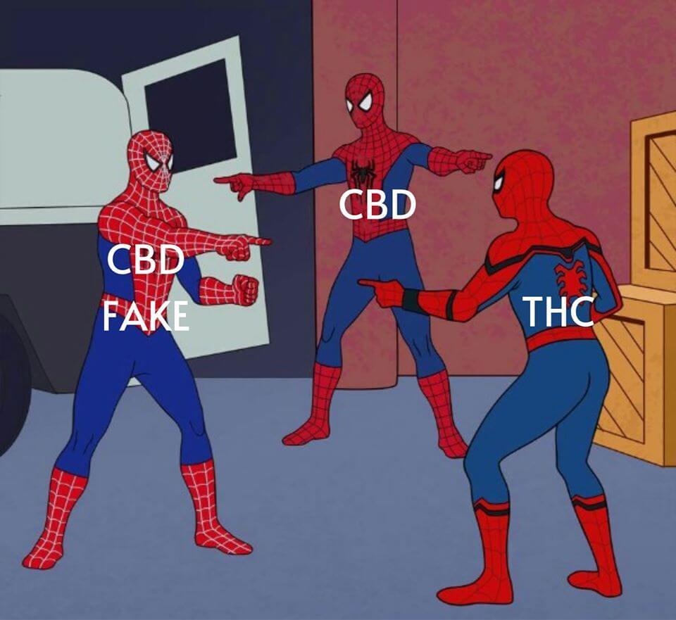Hiệu ứng khi dùng tinh dầu CBD Vape