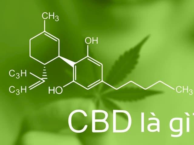 Cấu tạo hóa học của thuốc CBD