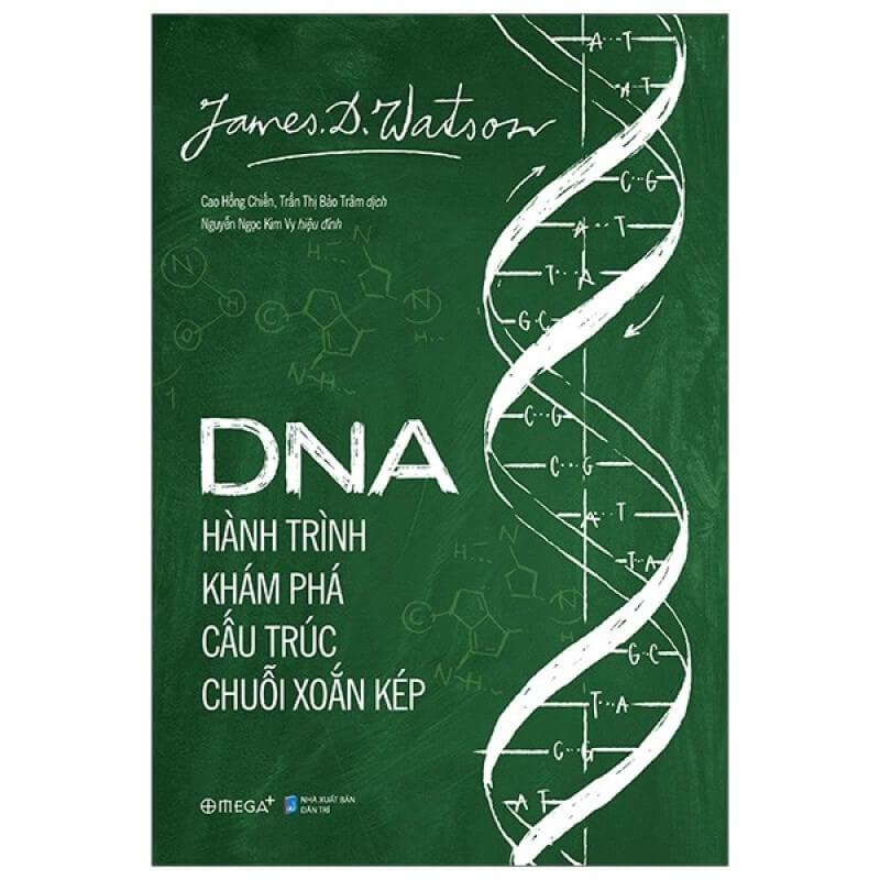 DNA - Hành Trình Khám Phá Cấu Trúc Chuỗi Xoắn Kép