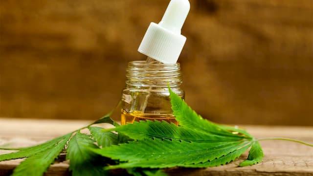 Tinh dầu CBD mang lại hiệu quả kháng viêm cao